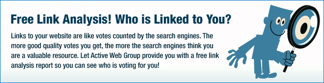 Free Link Analysis! Who is Linked to You?