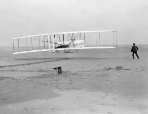 Wright Bros. First Flight