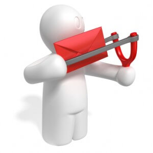 Use Email Marketing to reach customers
