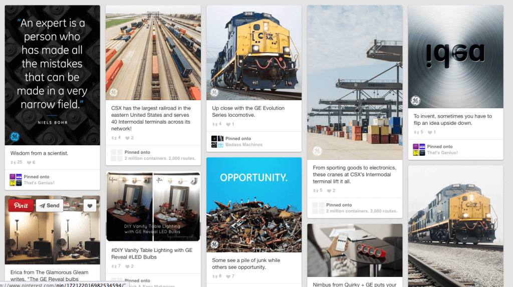 General Electric on Pinterest