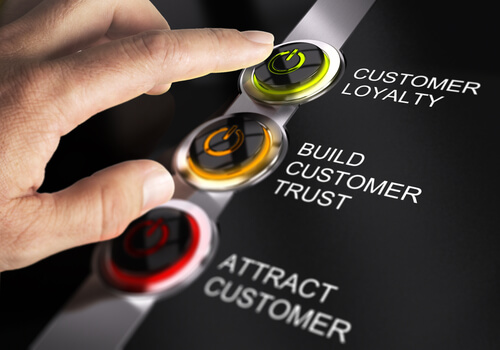 Email increases customer loyalty
